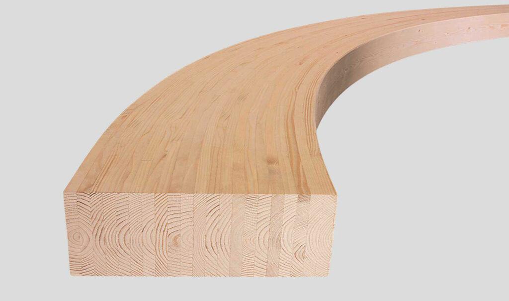 Custom Arch Mass Timber